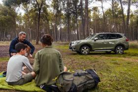 Ver foto 9 de Subaru Forester Hybrid 2019