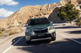 Ver foto 1 de Subaru Forester Hybrid 2019