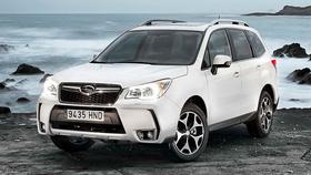 Subaru Forester 2.0i Sport Plus Cvt