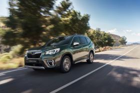 Ver foto 2 de Subaru Forester Hybrid 2019