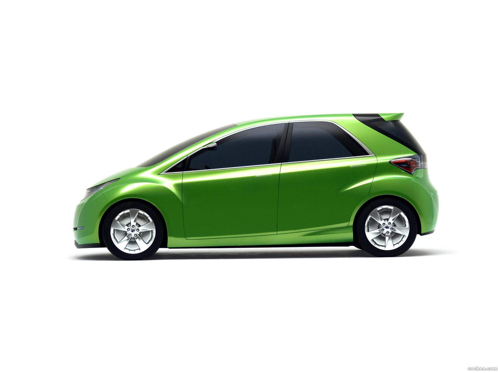 Foto 2 de Subaru G4E Concept 2007