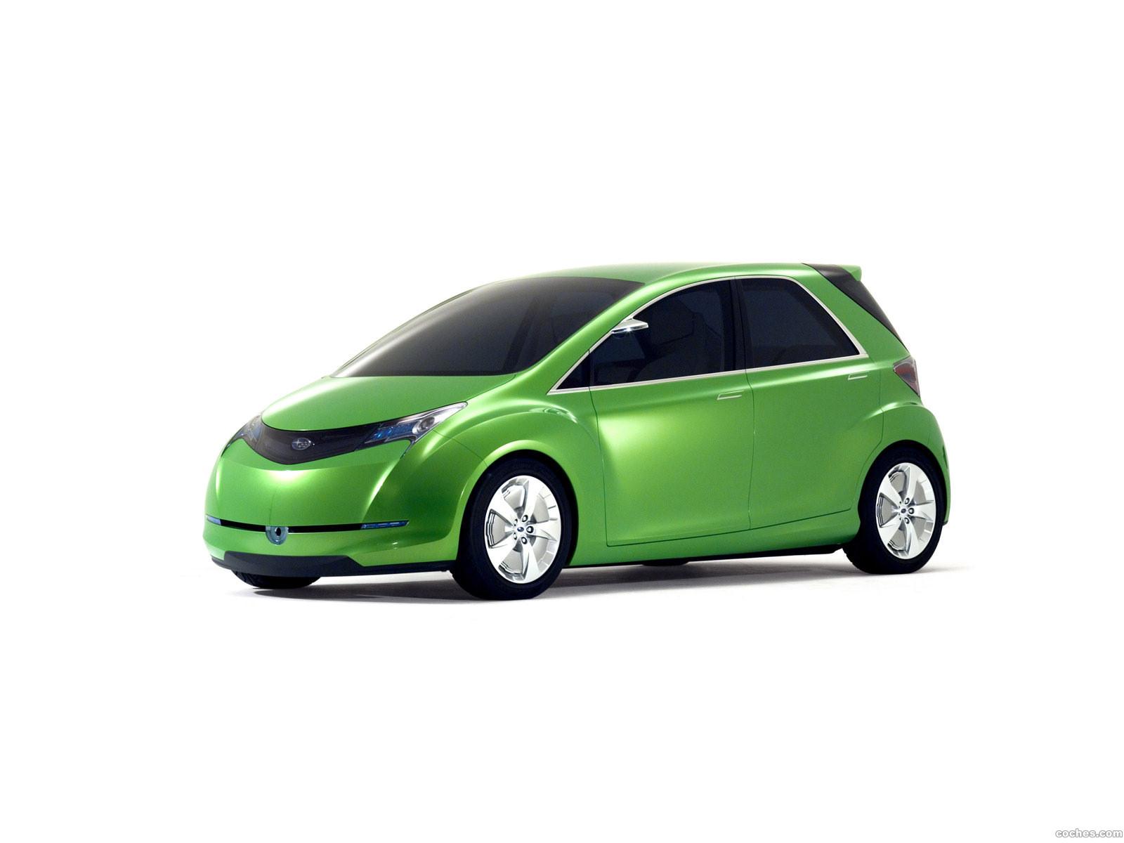 Foto 0 de Subaru G4E Concept 2007