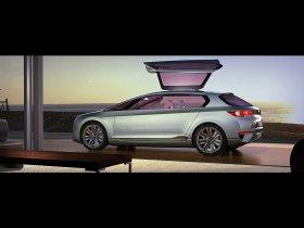 Ver foto 2 de Subaru Hybrid Tourer Concept 2009