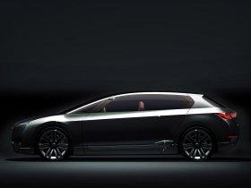 Ver foto 8 de Subaru Hybrid Tourer Concept 2009