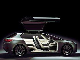Ver foto 7 de Subaru Hybrid Tourer Concept 2009