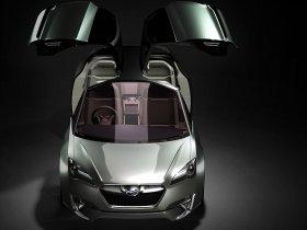 Ver foto 6 de Subaru Hybrid Tourer Concept 2009