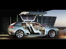 Ver foto 4 de Subaru Hybrid Tourer Concept 2009