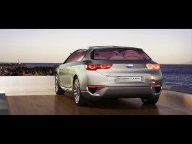 Ver foto 3 de Subaru Hybrid Tourer Concept 2009