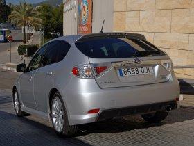 Ver foto 26 de Subaru Impreza 2.0 Diesel 2009