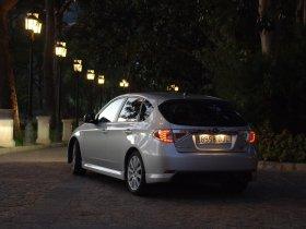 Ver foto 8 de Subaru Impreza 2.0 Diesel 2009