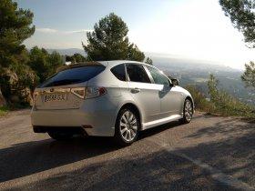 Ver foto 7 de Subaru Impreza 2.0 Diesel 2009