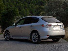 Ver foto 3 de Subaru Impreza 2.0 Diesel 2009
