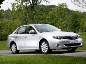 Fotos de Subaru Impreza 2.0R Sedan 2008