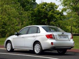 Ver foto 10 de Subaru Impreza 2.0R Sedan 2008
