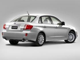 Ver foto 7 de Subaru Impreza 2.0R Sedan 2008