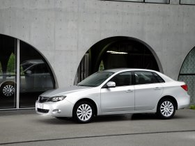 Ver foto 4 de Subaru Impreza 2.0R Sedan 2008