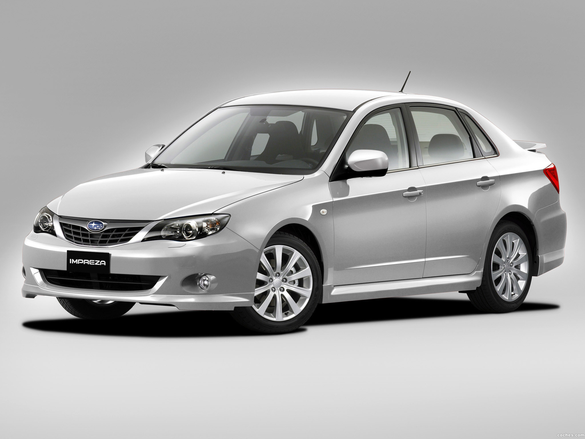 Foto 0 de Subaru Impreza 2.0R Sport Sedan 2008