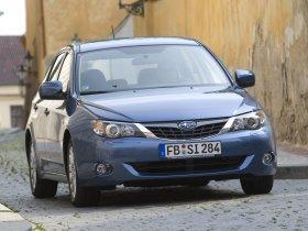 Fotos de Subaru Impreza 5 puertas 2008