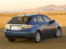 Ver foto 9 de Subaru Impreza 5 puertas 2008