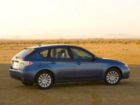 Ver foto 7 de Subaru Impreza 5 puertas 2008