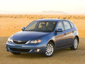 Ver foto 6 de Subaru Impreza 5 puertas 2008