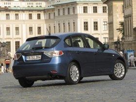 Ver foto 4 de Subaru Impreza 5 puertas 2008