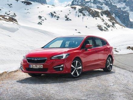 Subaru Impreza 1.6 Sport Lineartronic