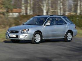 Fotos de Subaru Impreza Combi 2003