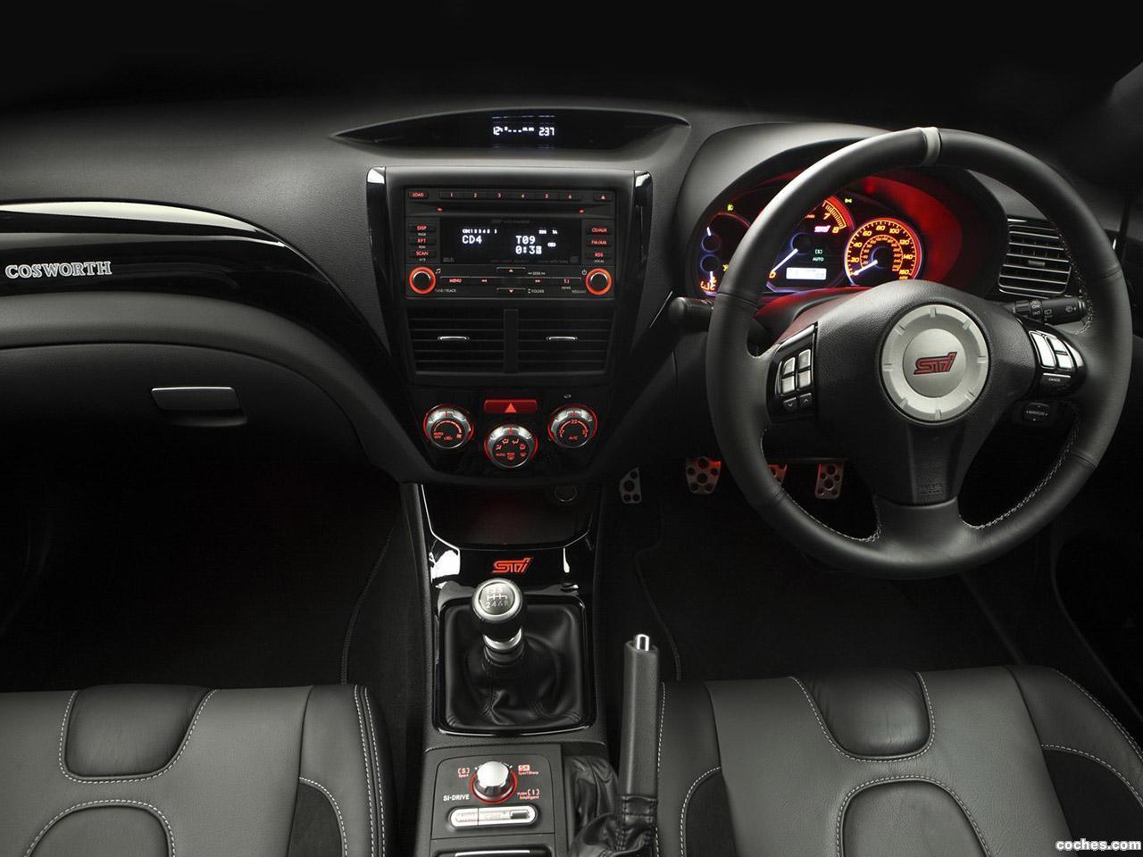 Foto 4 de Subaru Impreza Cosworth STi CS400 UK 2010
