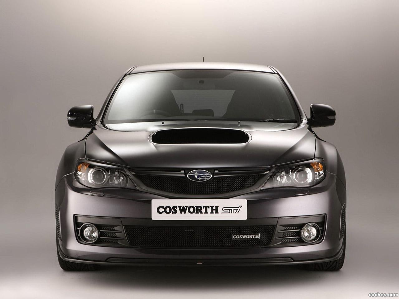 Foto 2 de Subaru Impreza Cosworth STi CS400 UK 2010