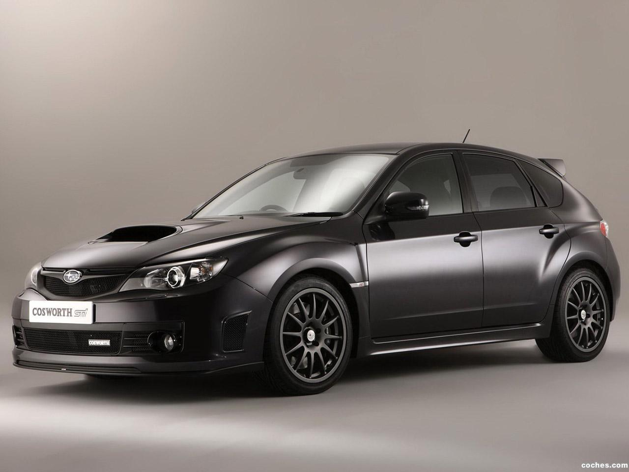 Foto 0 de Subaru Impreza Cosworth STi CS400 UK 2010