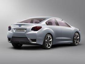Ver foto 6 de Subaru Impreza Design Concept 2010