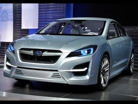 Ver foto 10 de Subaru Impreza Design Concept 2010