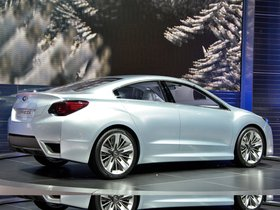 Ver foto 7 de Subaru Impreza Design Concept 2010