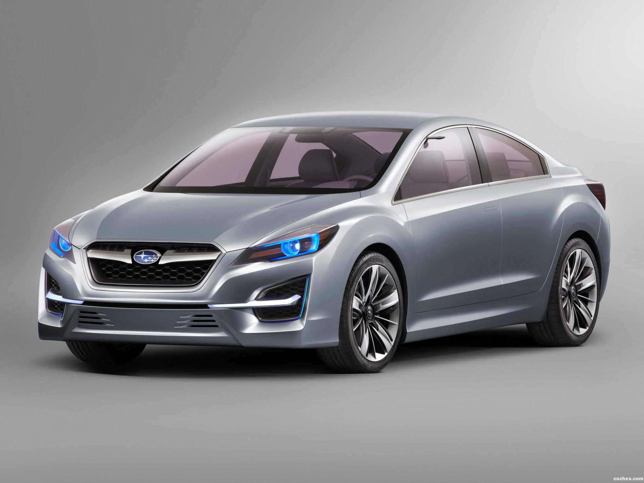 Foto 0 de Subaru Impreza Design Concept 2010