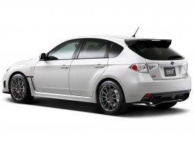 Ver foto 2 de Subaru Impreza R205 2010
