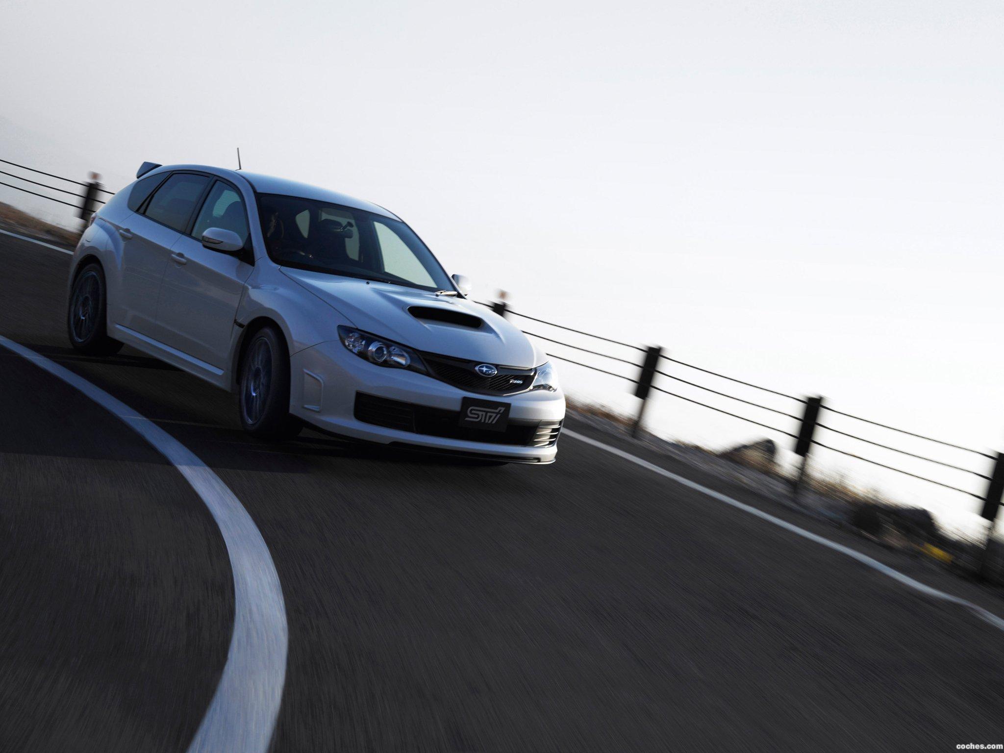 Foto 0 de Subaru Impreza R205 2010