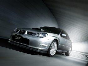 Ver foto 4 de Subaru Impreza STi S204 2006