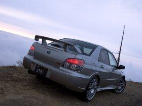 Ver foto 3 de Subaru Impreza STi S204 2006
