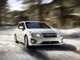 Ver foto 4 de Subaru Impreza Sedan 2011