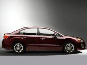 Ver foto 3 de Subaru Impreza Sedan 2011