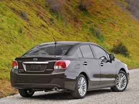 Ver foto 2 de Subaru Impreza Sedan 2011