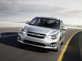 Ver foto 11 de Subaru Impreza Sedan 2011