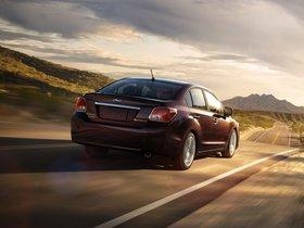Ver foto 9 de Subaru Impreza Sedan 2011