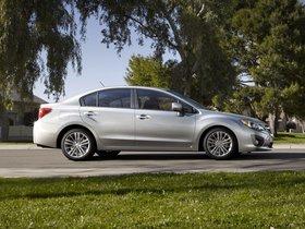 Ver foto 8 de Subaru Impreza Sedan 2011