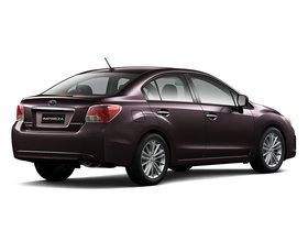 Ver foto 5 de Subaru Impreza Sedan 2011