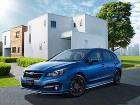 Ver foto 2 de Subaru Impreza Sport Hybrid 2015