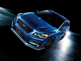 Fotos de Subaru Impreza Sport Hybrid 2015