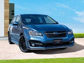Ver foto 8 de Subaru Impreza Sport Hybrid 2015