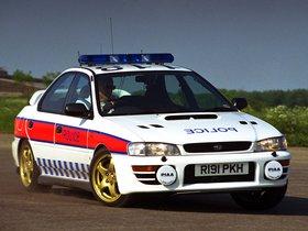 Fotos de Subaru Impreza Turbo Police 1996